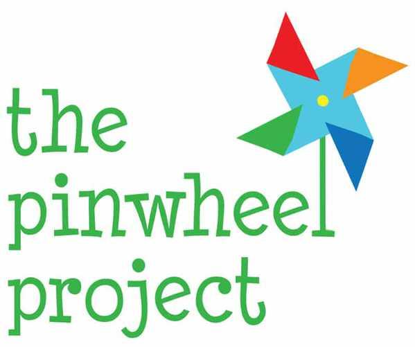 The Pinwheel Project Logo Nazmiyal