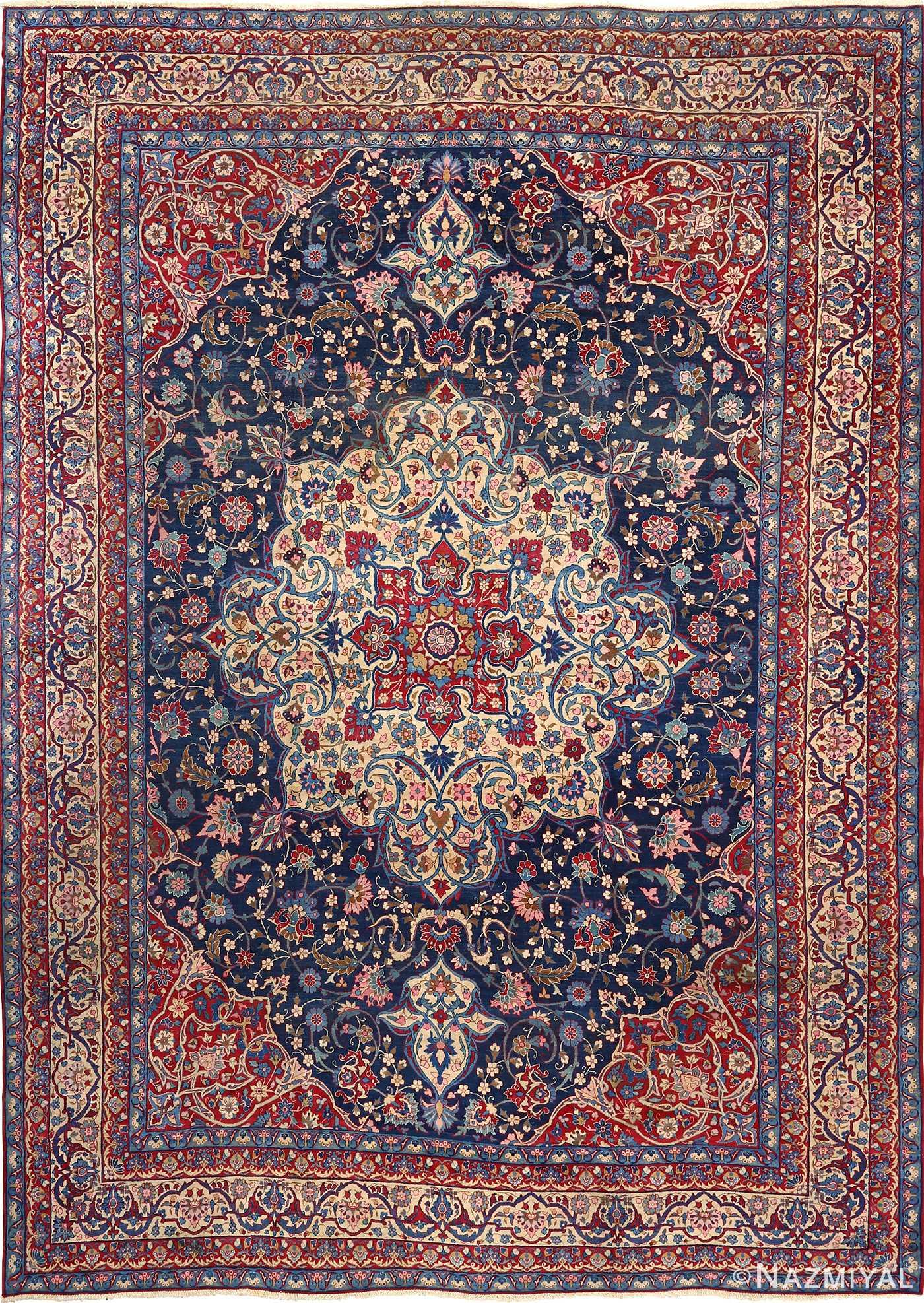Persian Rug 51066 Nazmiyal Antique Rugs