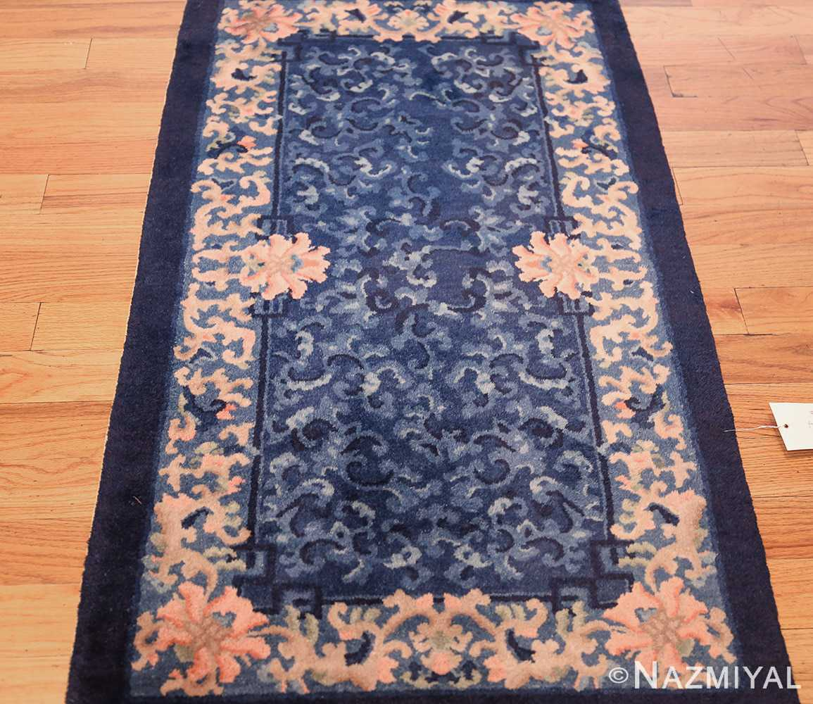 antique floral chinese rug 49241 full Nazmiyal
