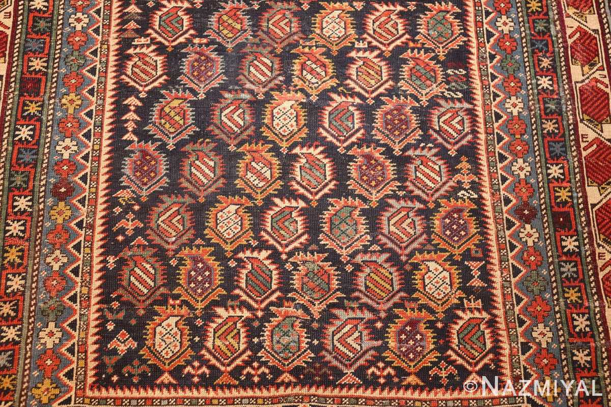 antique maracelli caucasian rug 48800 field Nazmiyal
