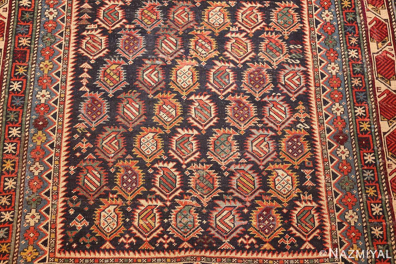 antique maracelli caucasian rug 48800 field Nazmiyal