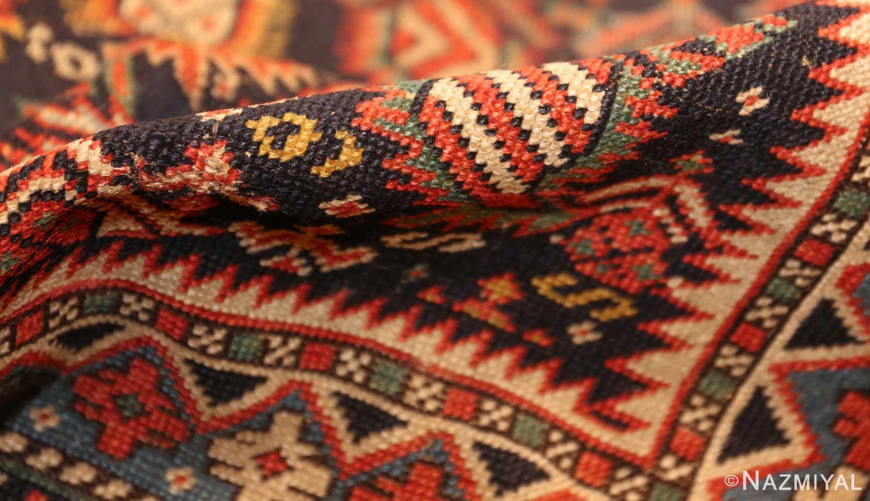 antique maracelli caucasian rug 48800 pile Nazmiyal