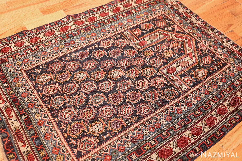 antique maracelli caucasian rug 48800 side Nazmiyal