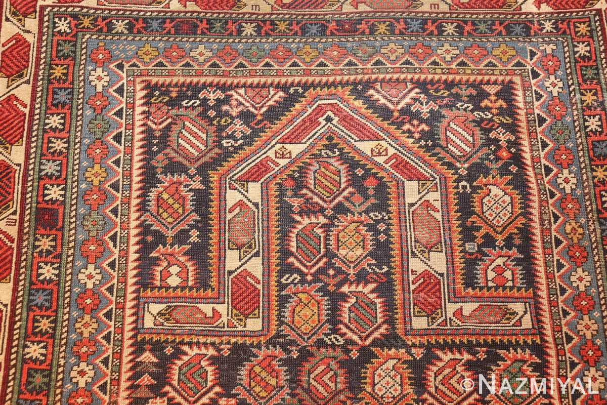 antique maracelli caucasian rug 48800 top Nazmiyal