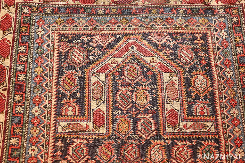 antique maracelli caucasian rug 48800 top Nazmiyal