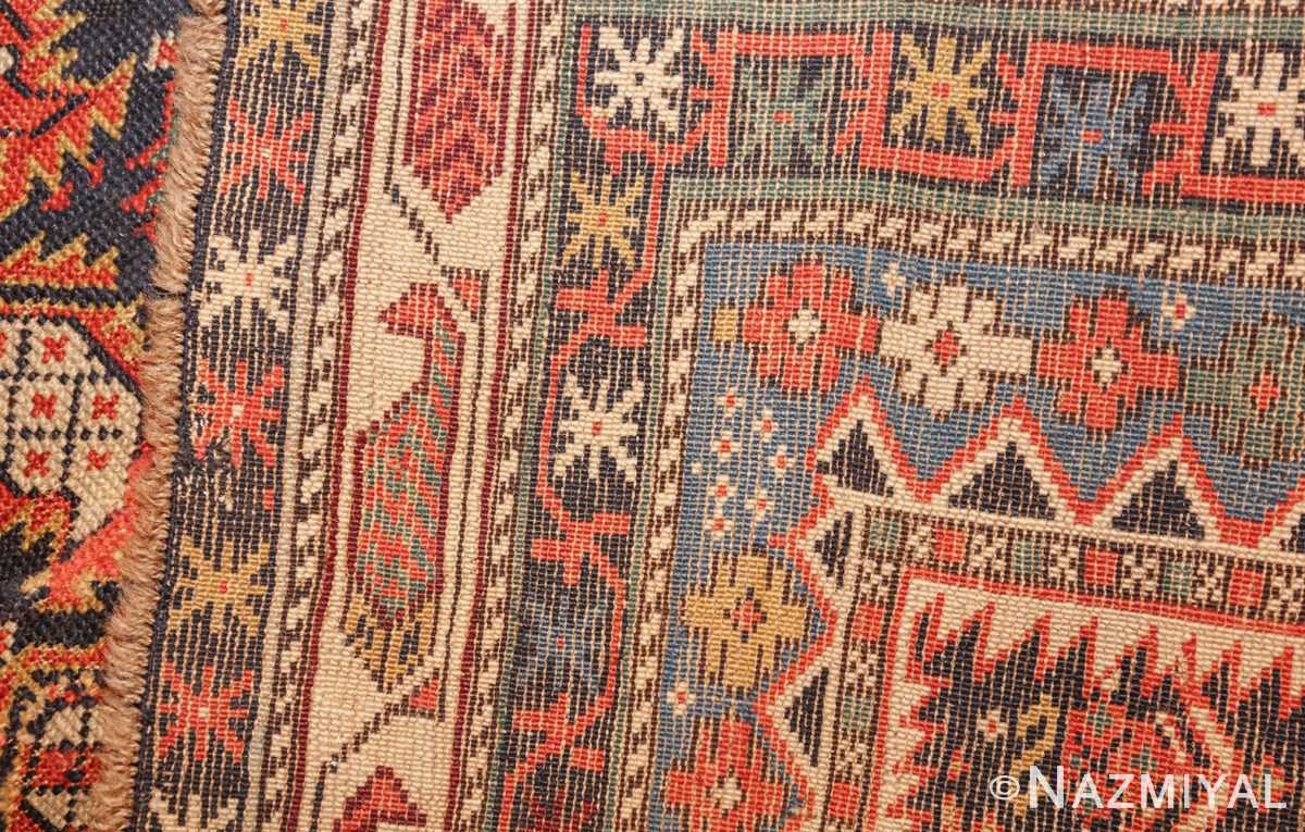 antique maracelli caucasian rug 48800 weave Nazmiyal