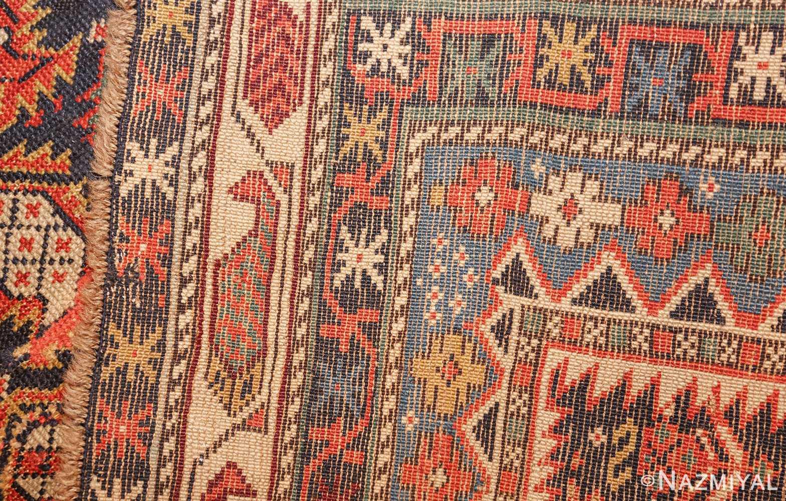 antique maracelli caucasian rug 48800 weave Nazmiyal