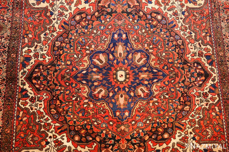 antique sarouk farahan persian rug 49236 medallion Nazmiyal