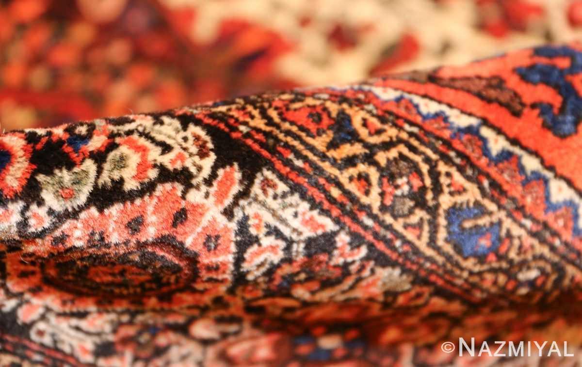antique sarouk farahan persian rug 49236 pile Nazmiyal