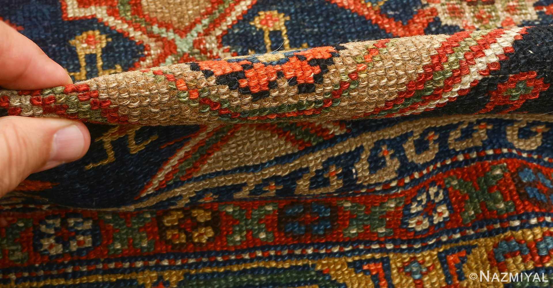antique serab persian rug 51067 pile Nazmiyal