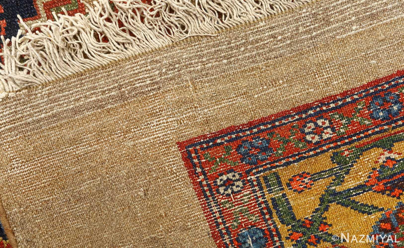 antique serab persian rug 51067 weave Nazmiyal