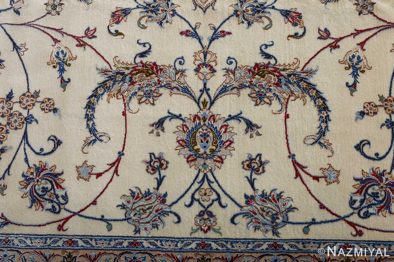 fine habibian vintage nain persian rug 51024 nazmiyal detailed