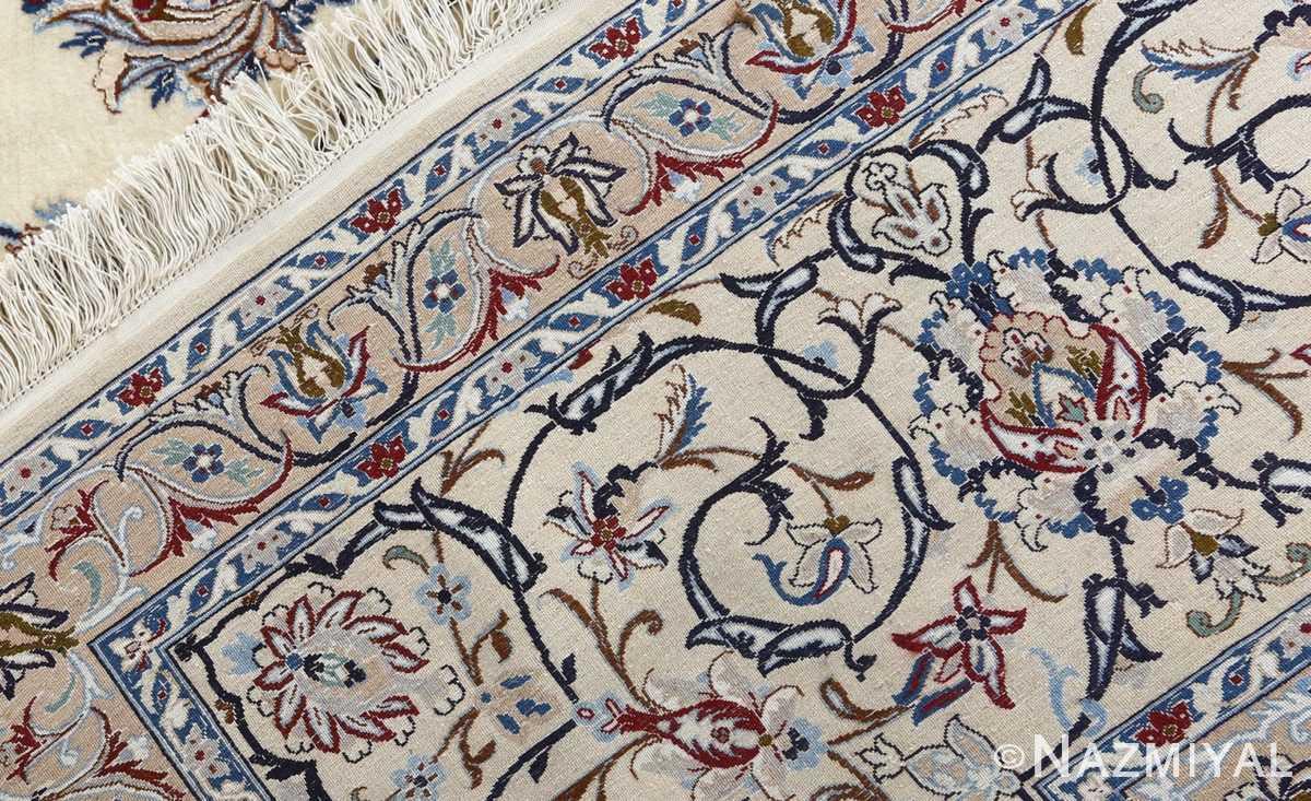 fine habibian vintage nain persian rug 51024 nazmiyal weave