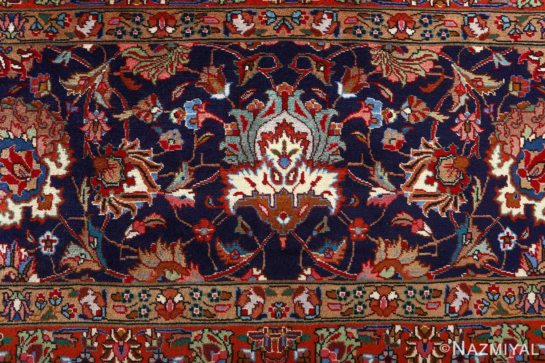 fine large vintage tabriz persian rug 51040 border Nazmiyal