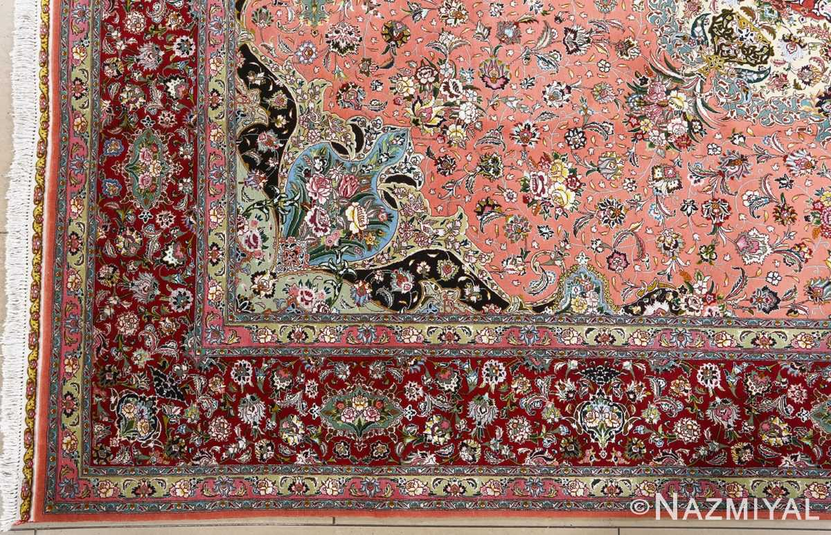 fine pournami vintage tabriz persian rug 51025 nazmiyal corner