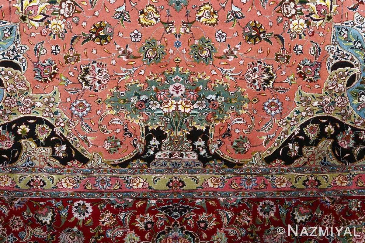 fine pournami vintage tabriz persian rug 51025 nazmiyal design