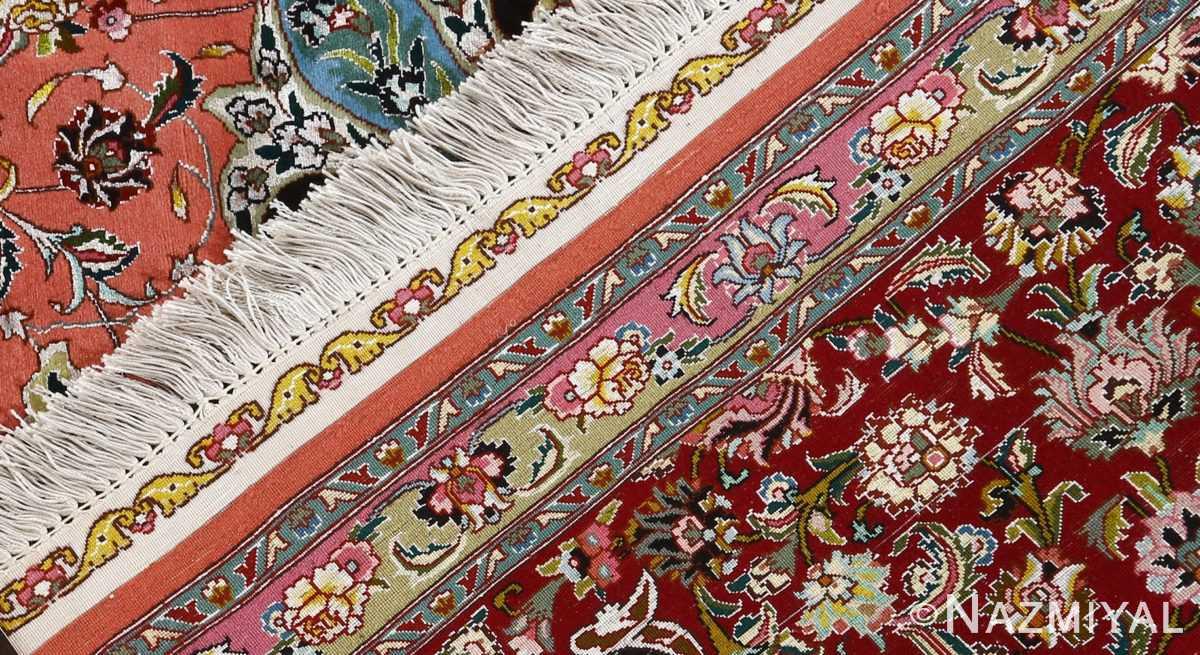 fine pournami vintage tabriz persian rug 51025 nazmiyal weave