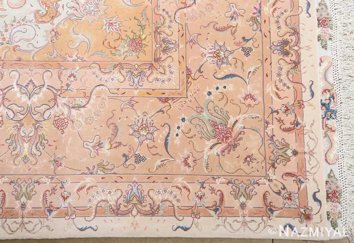 fine shirfar vintage tabriz persian rug 51029 nazmiyal corner