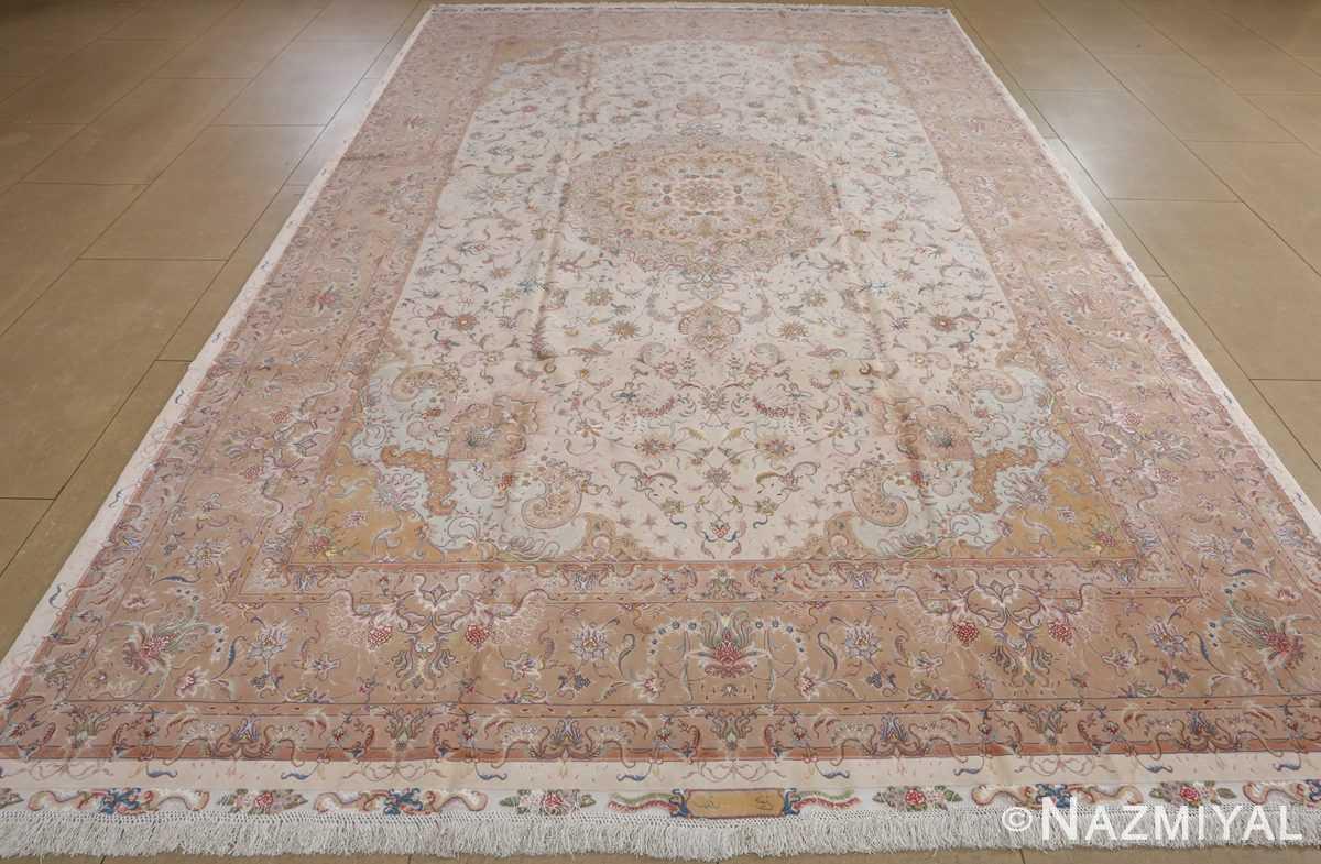 fine shirfar vintage tabriz persian rug 51029 nazmiyal full