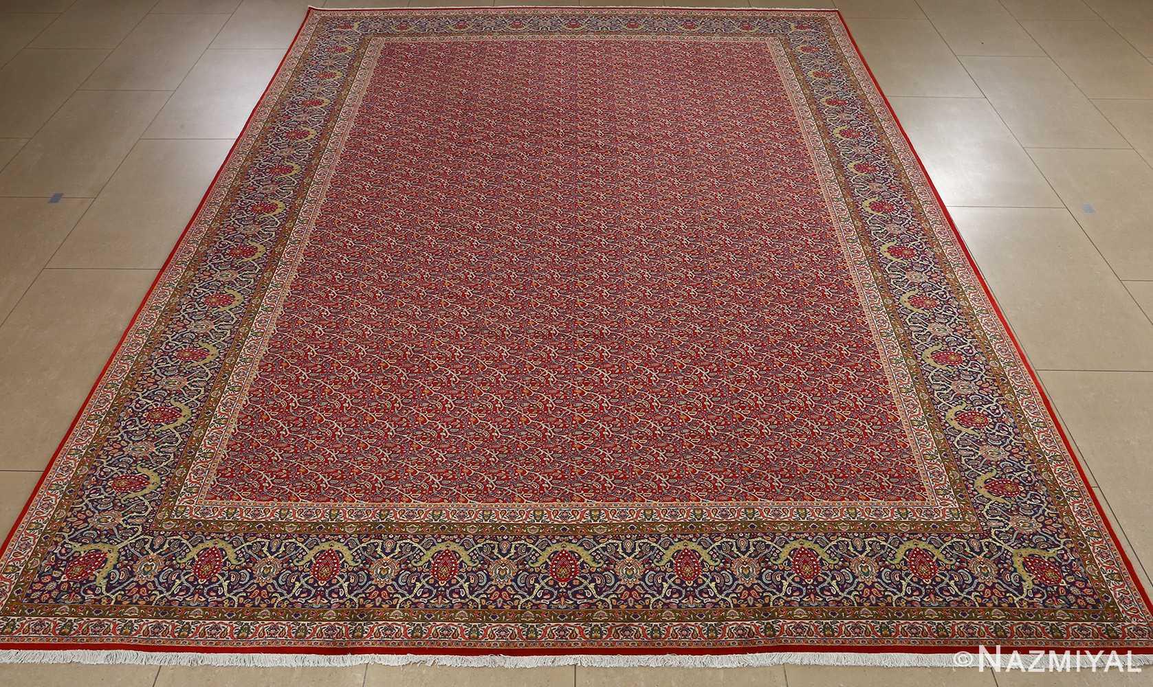 fine vintage tabriz persian rug 51041 nazmiyal full