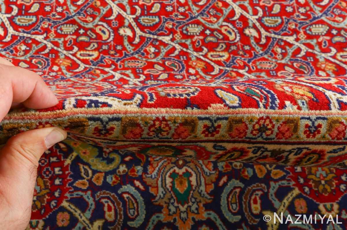 fine vintage tabriz persian rug 51041 nazmiyal pile
