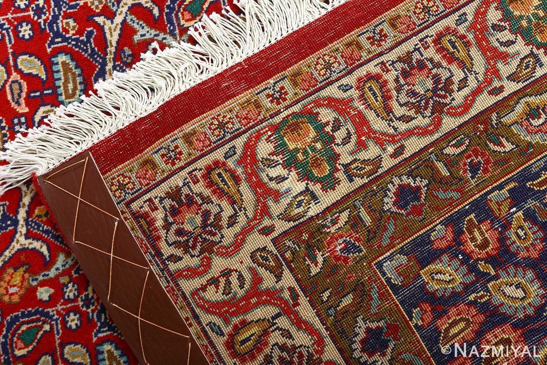 fine vintage tabriz persian rug 51041 nazmiyal weave