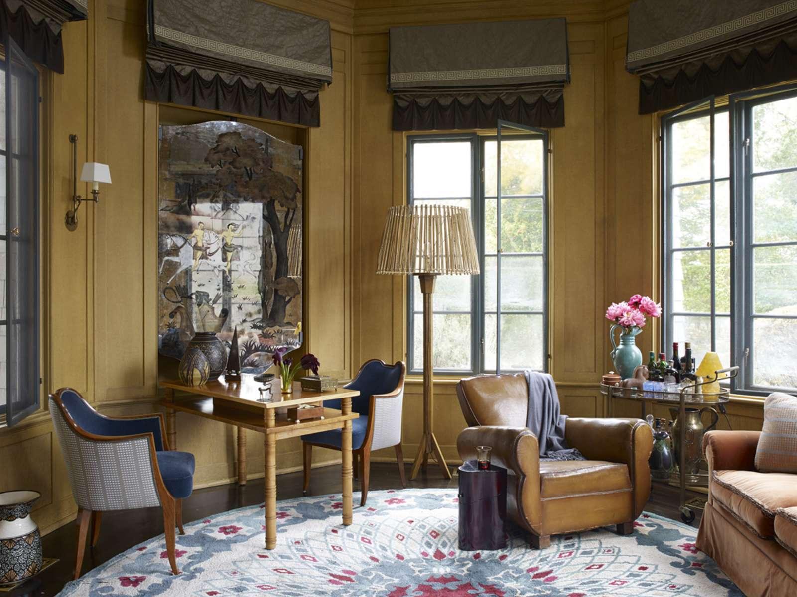 Room Interior Decor By Alexandra Loew Nazmiyal