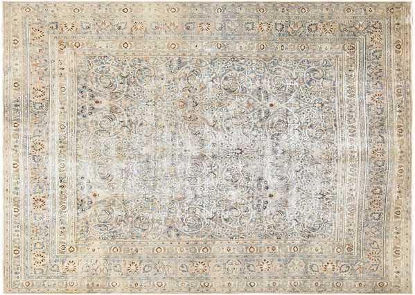 Antique Persian Khorassan Carpet, Nazmiyal