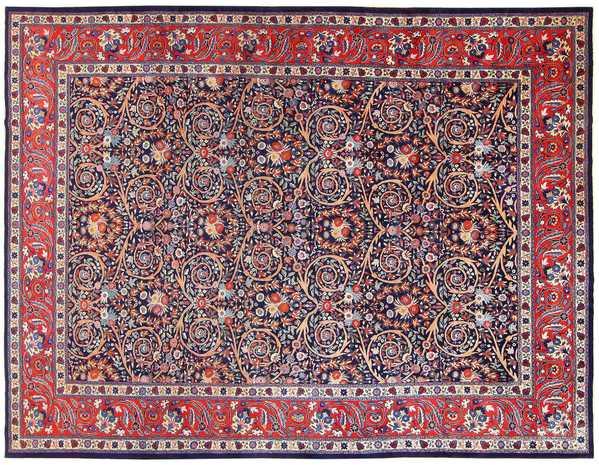 Beautiful Antique Persian Tabriz Carpet, Nazmiyal
