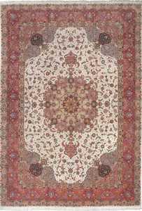 fine large vintage tabriz persian rug 51068 Nazmiyal