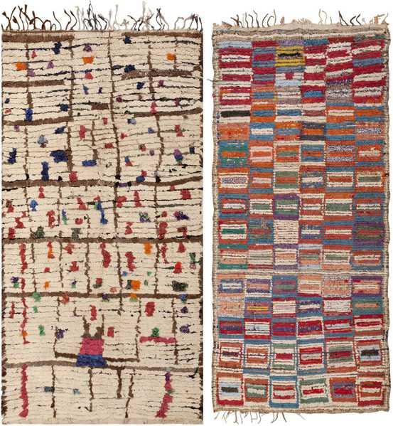 Heather Moore Interior Designer Picks, Moroccan Rugs, Nazmiyal Collection.
