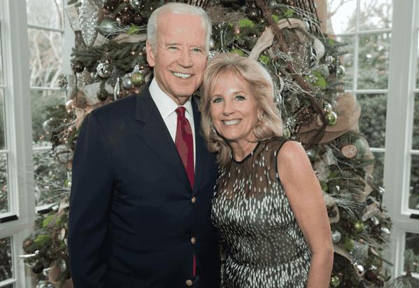 Joe and Jill Biden, Nazmiyal Antique Rugs