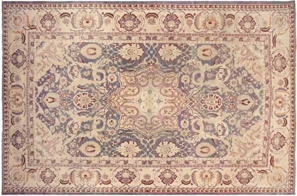 Nazmiyal Antique Rugs, Antique Indian Agra