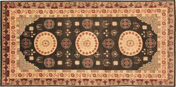 Antique Khotan Rug, Nazmiyal