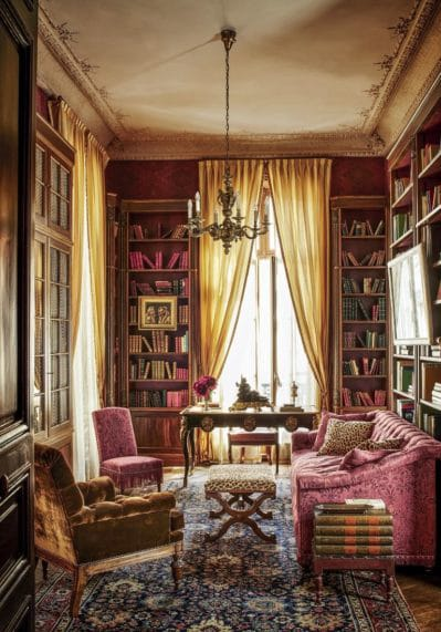 Paris Interiors: A look inside the Library
