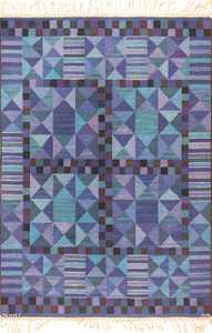 vintage scandinavian swedish kilim by marta maas 49269 Nazmiyal