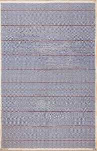 vintage scandivanian Swedish kilim rug by marta maas fjetterstrom 49128 Nazmiyal