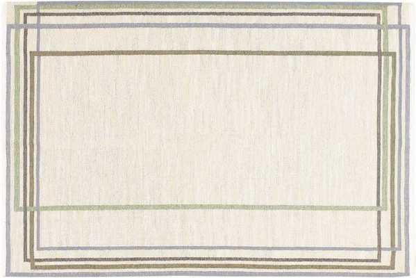 Vintage Swedish Scandinavian Carpet By Ingrid Dessau, Nazmiyal