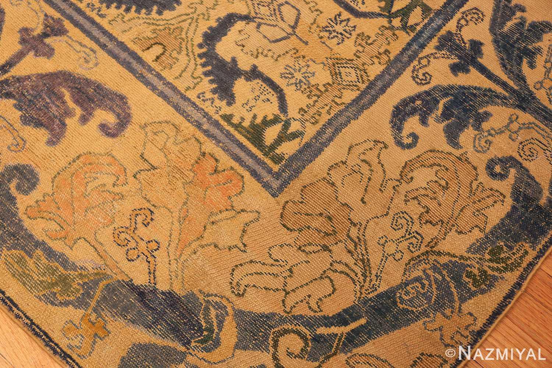 17th century cuenca spanish rug 49270 design Nazmiyal