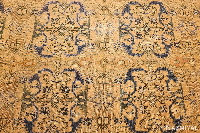 17th century cuenca spanish rug 49270 field Nazmiyal