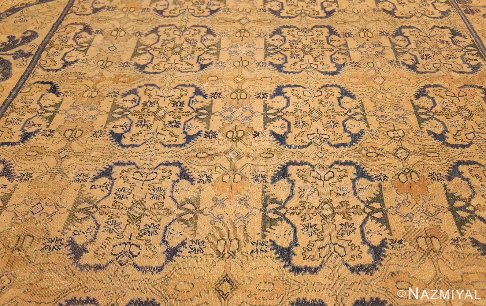 17th century cuenca spanish rug 49270 middle Nazmiyal