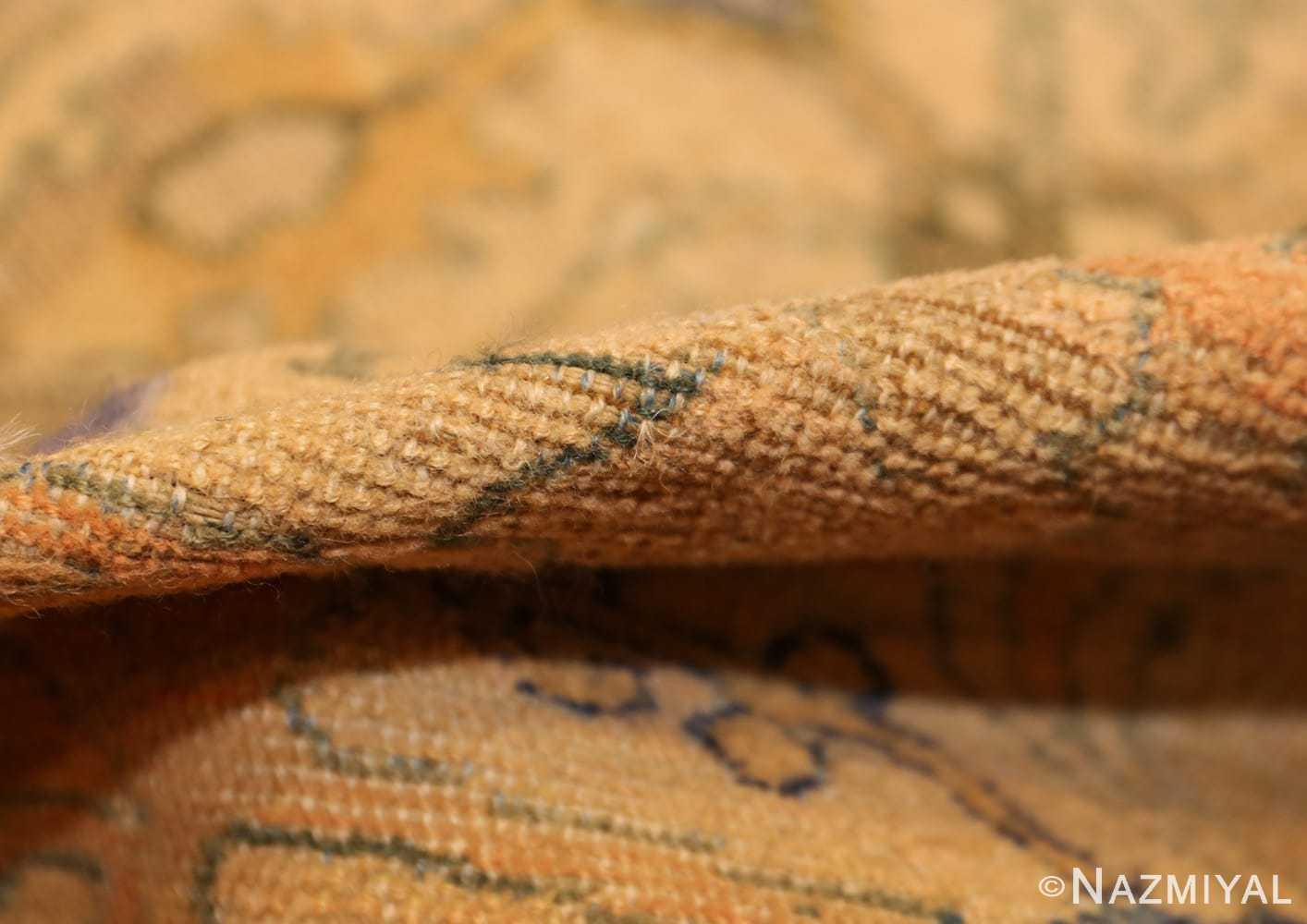 17th century cuenca spanish rug 49270 pile Nazmiyal
