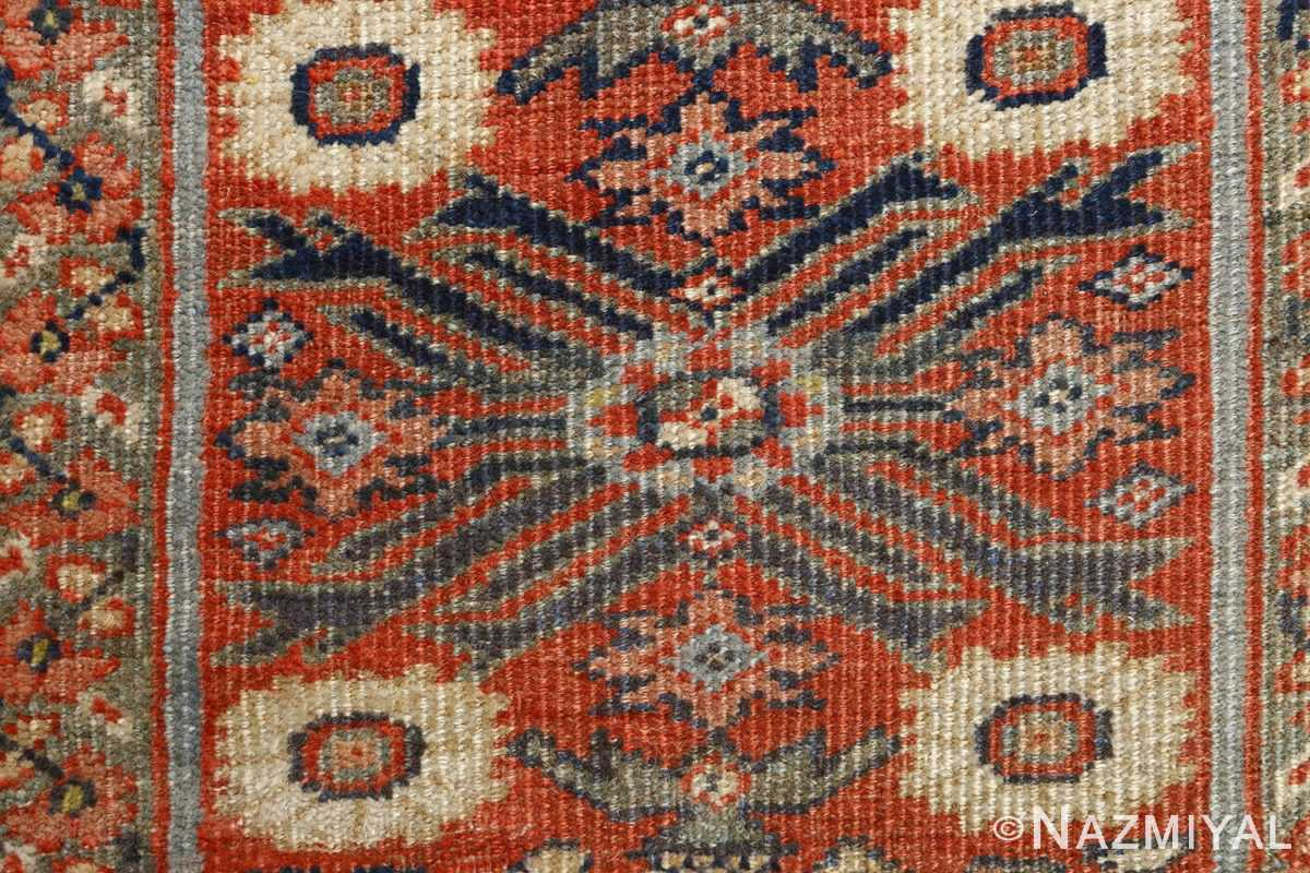 antique ivory background sultanabad persian rug 51101 star Nazmiyal