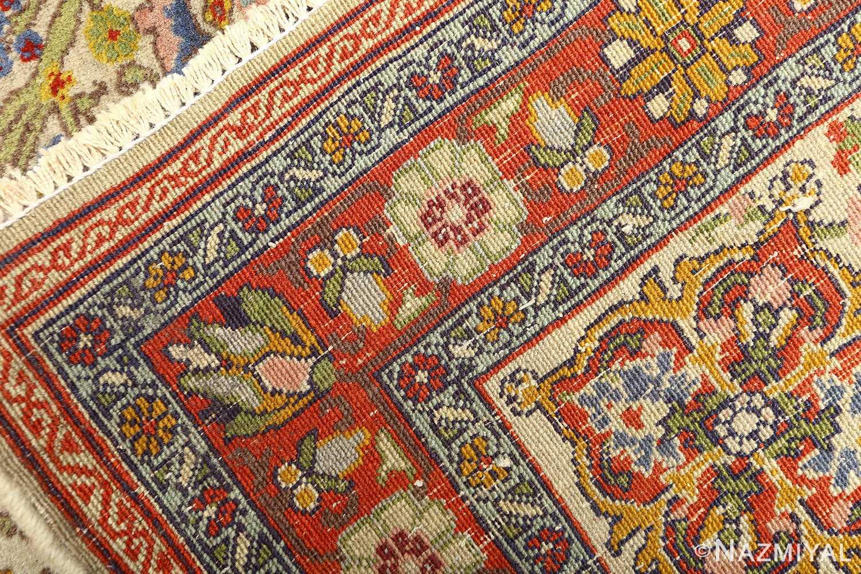 antique prayer design tabriz persian rug 51111 weave Nazmiyal
