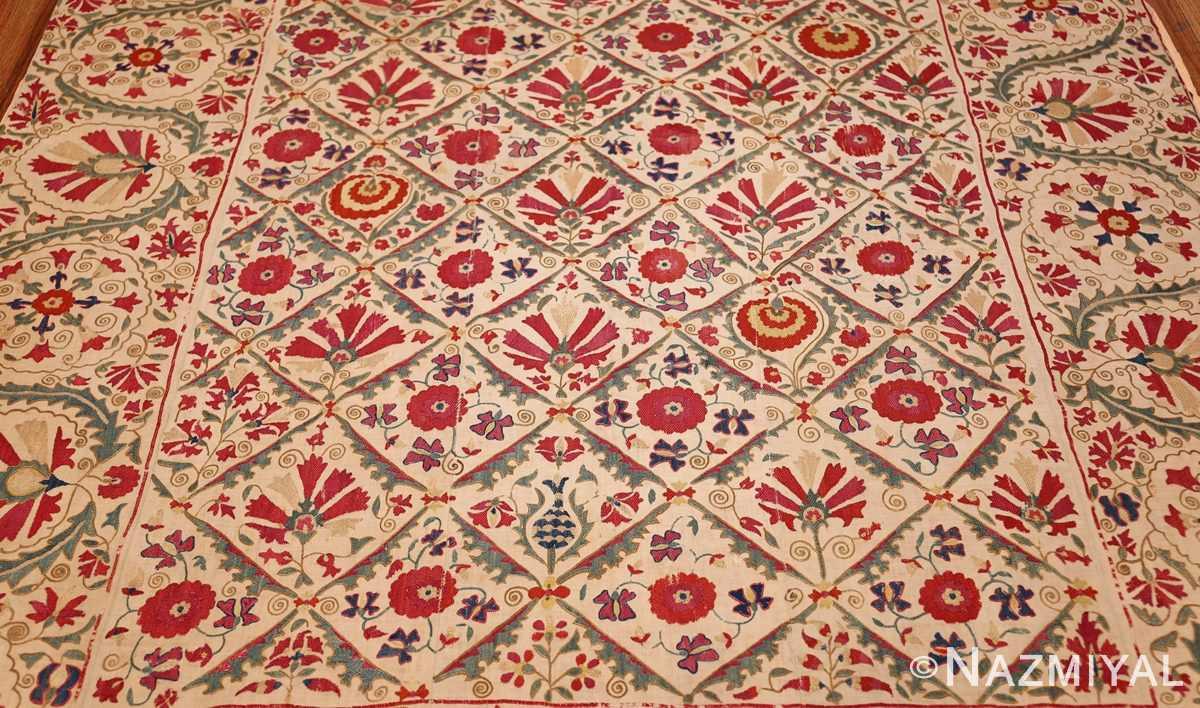 early 19th century suzani uzbek textile 49254 middle Nazmiyal