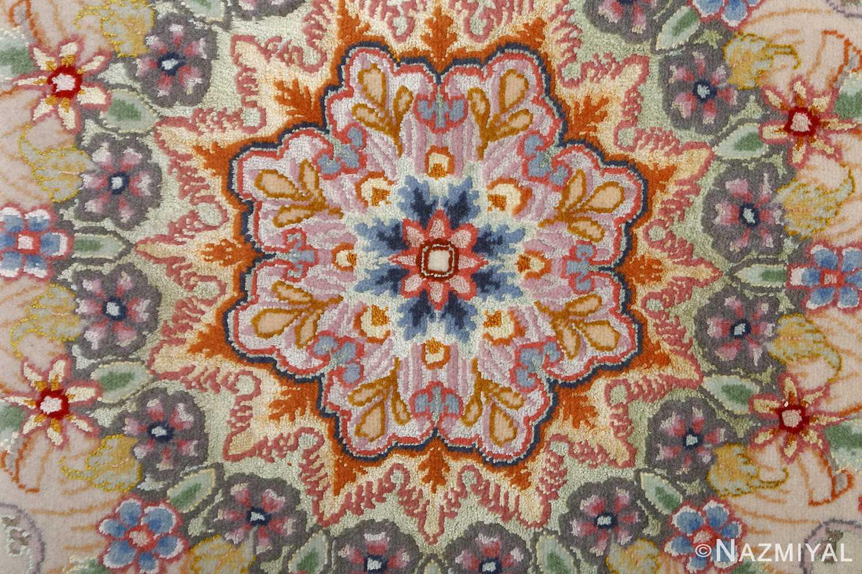 Beautiful Fine Vintage Tabriz Persian Rug 51072 By Nazmiyal