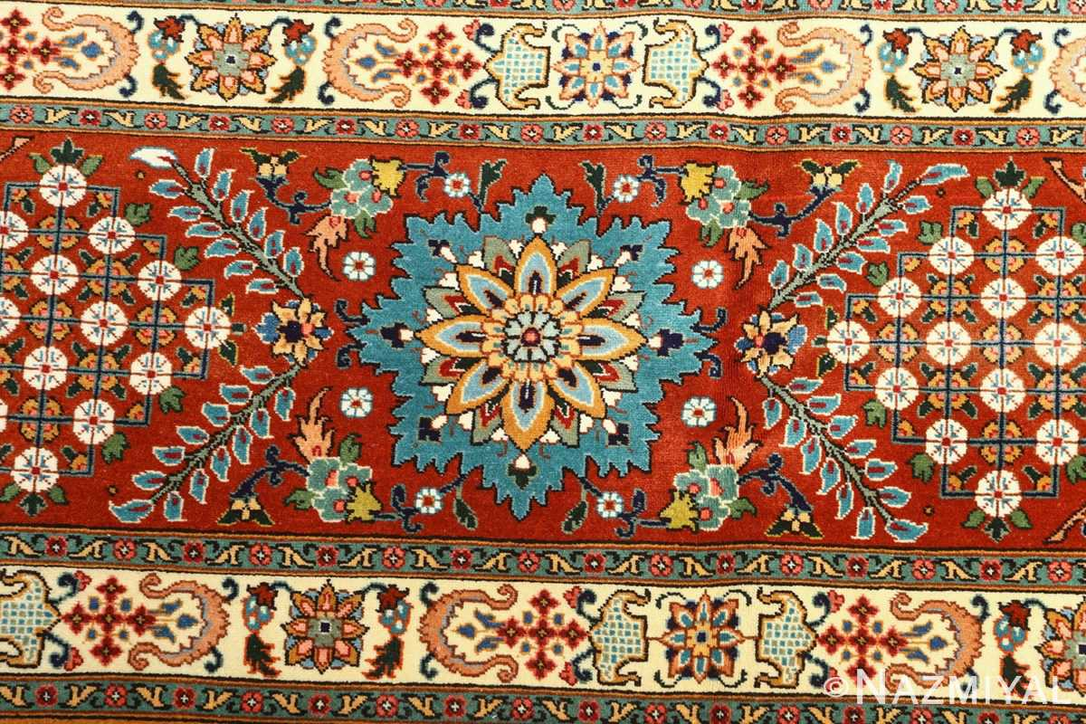 Beautiful Fine Vintage Tabriz Persian Rug 51069 By Nazmiyal