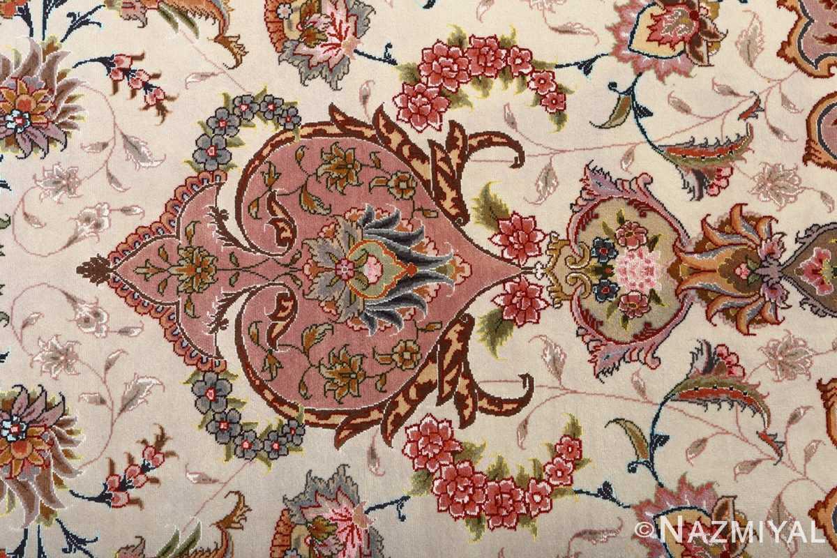fine large vintage tabriz persian rug 51068 design Nazmiyal