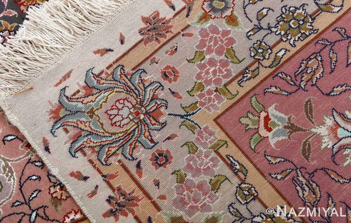 fine large vintage tabriz persian rug 51068 weave Nazmiyal
