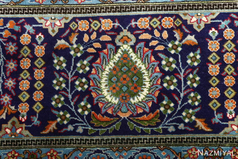 fine vintage tabriz persian rug 51077 border Nazmiyal
